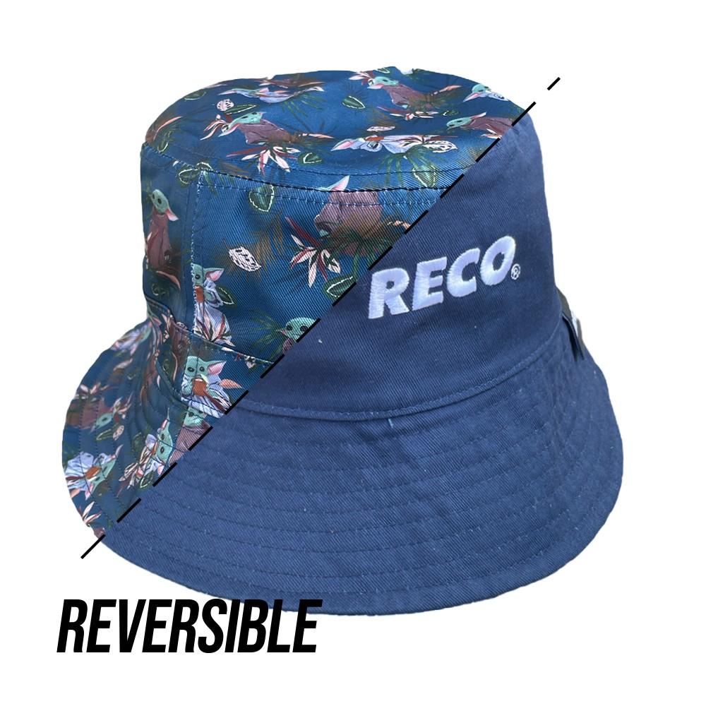 BABY HAWAIIAN REVERSIBLE BUCKET HAT