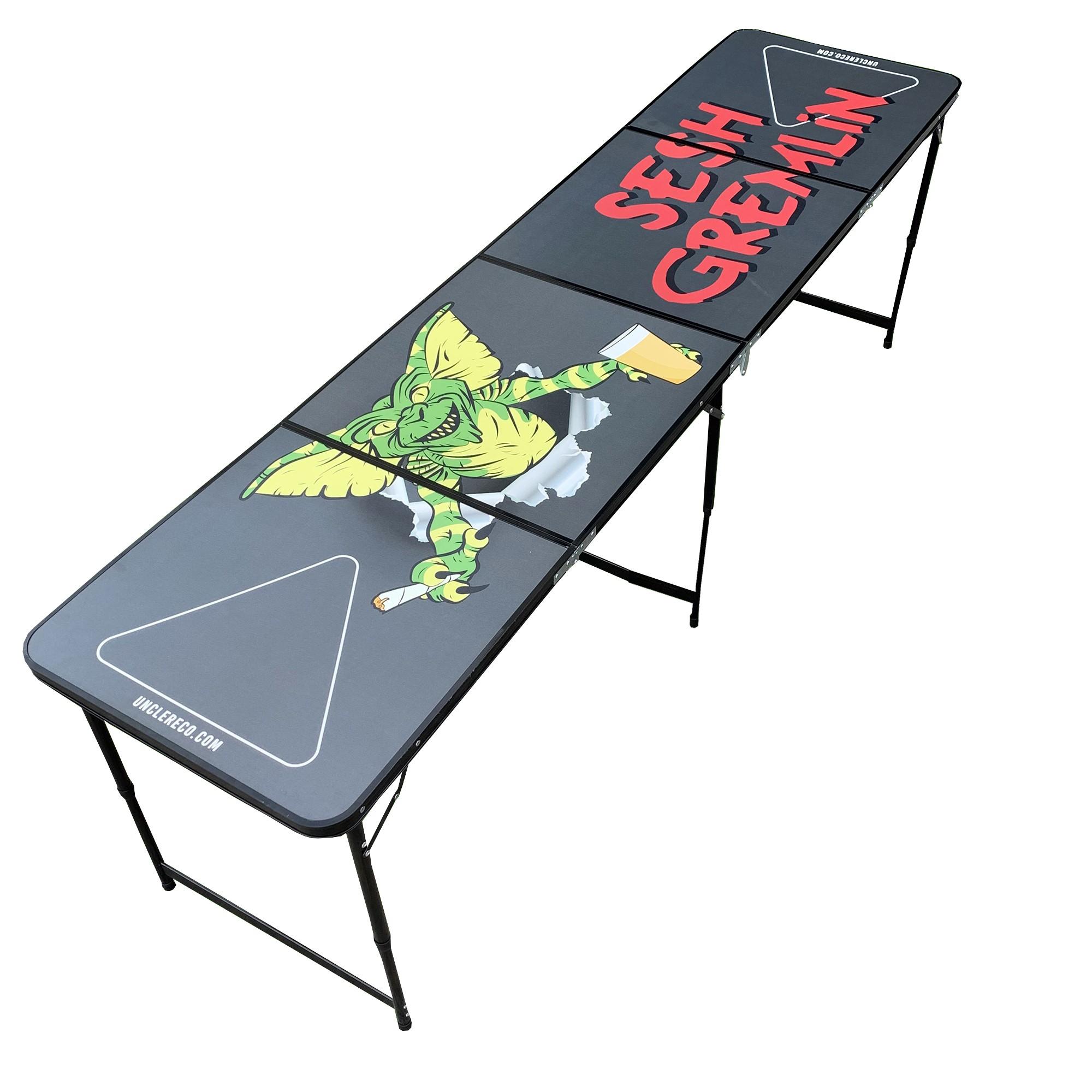 SESH GREMLIN BEER PONG TABLE