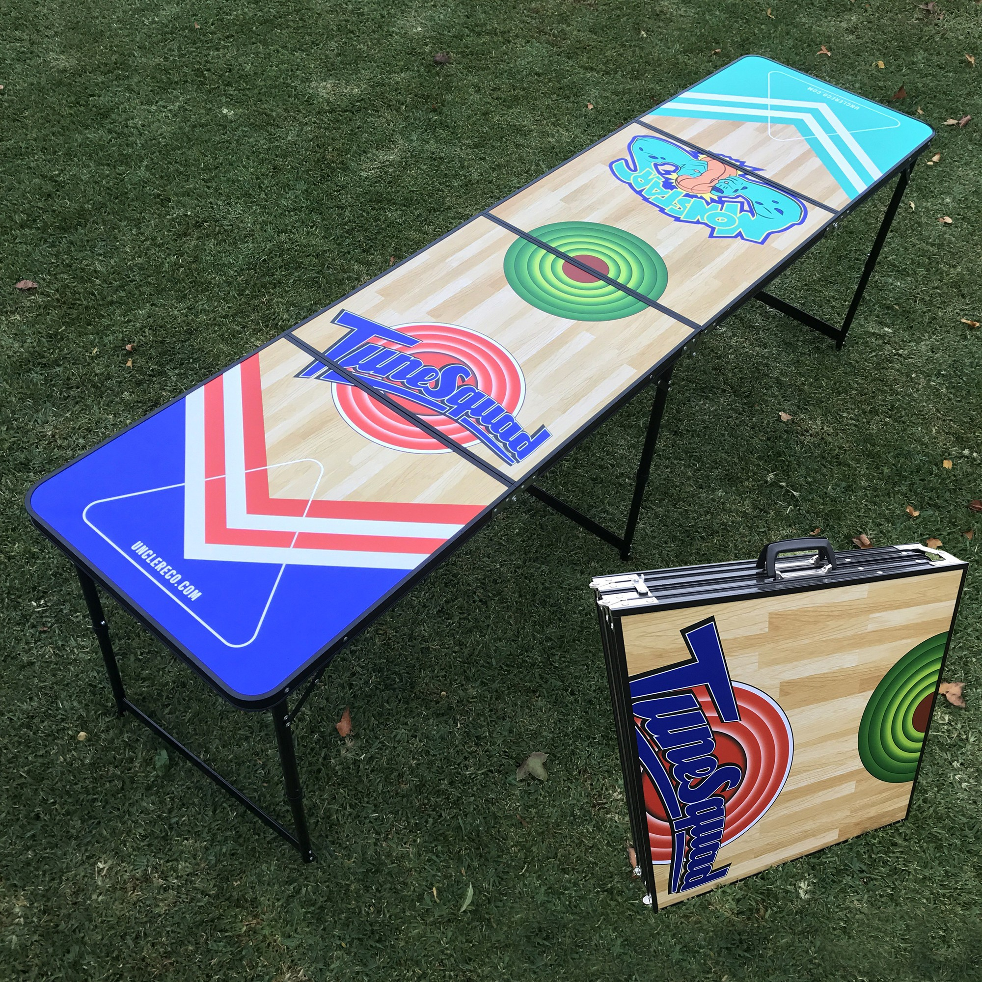 SQUAD BEER PONG TABLE