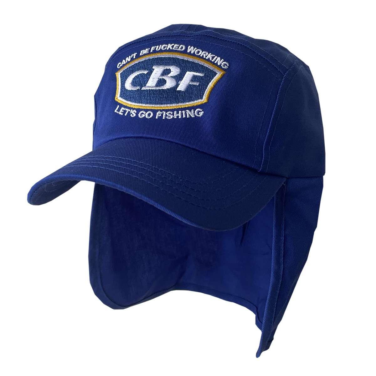 CAN'T BE F'D PARODY BLUE LEGIONNAIRES HAT