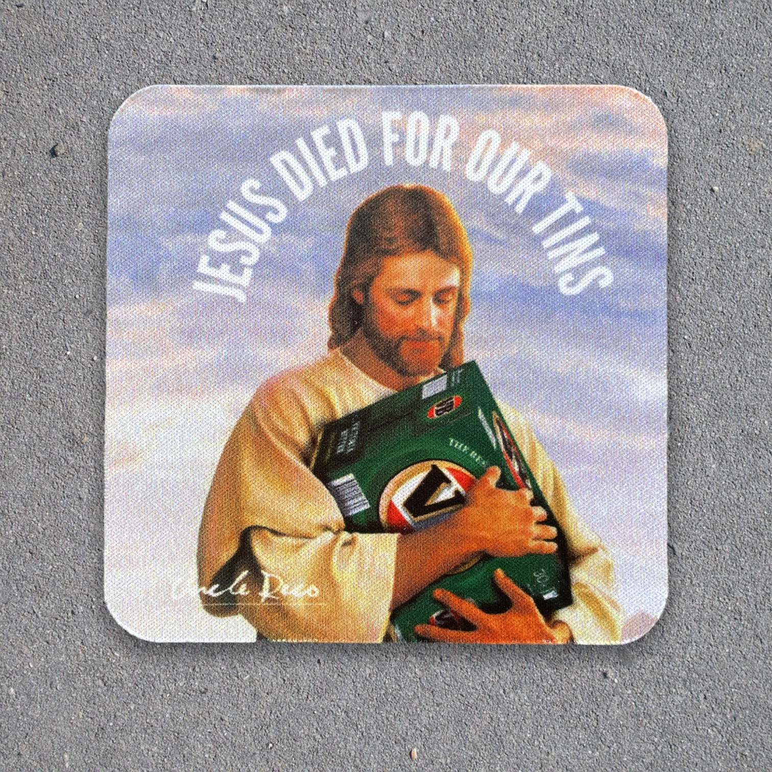 FOR OUR TINS COASTER