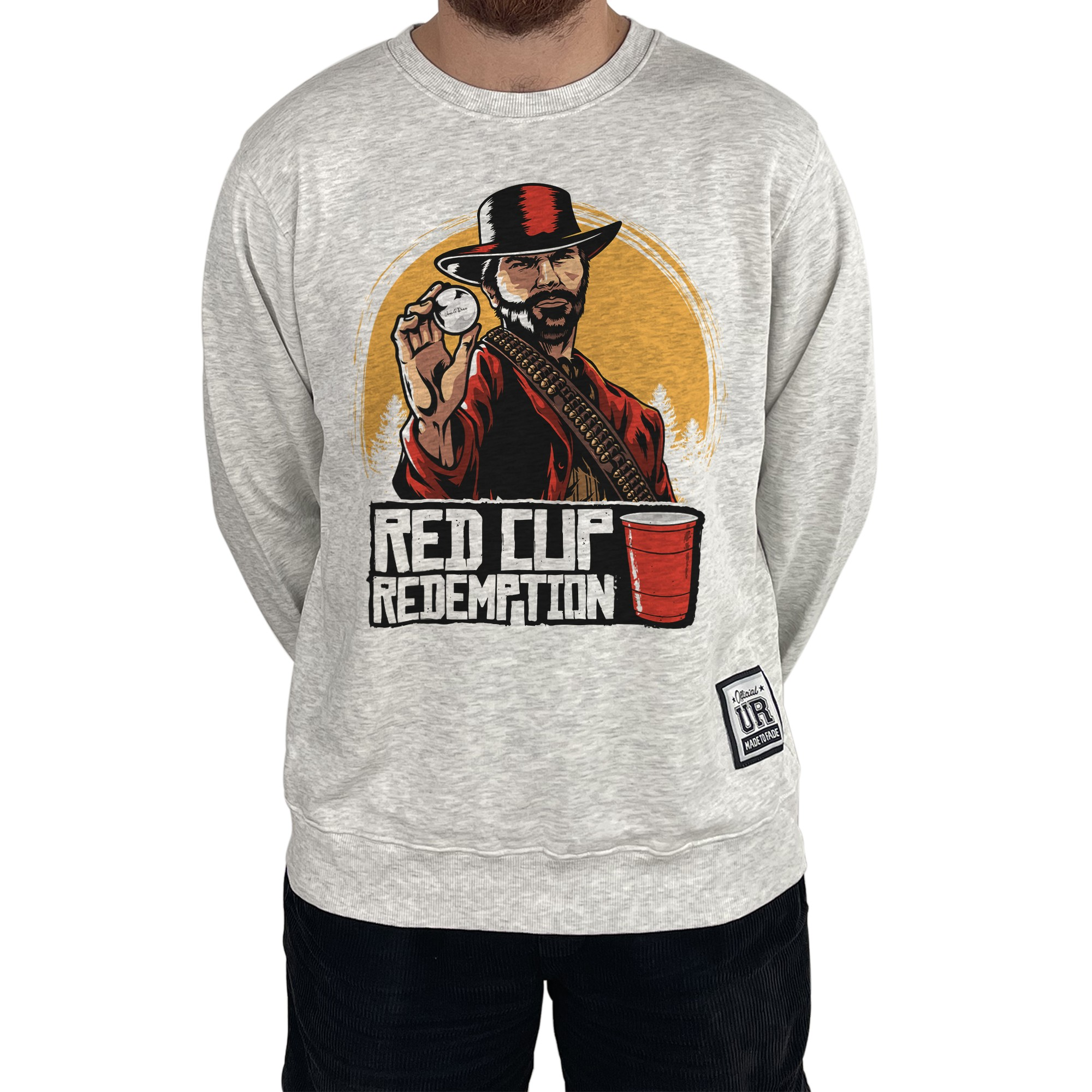 RED CUP REDEMPTION WHITE MARLE CREW