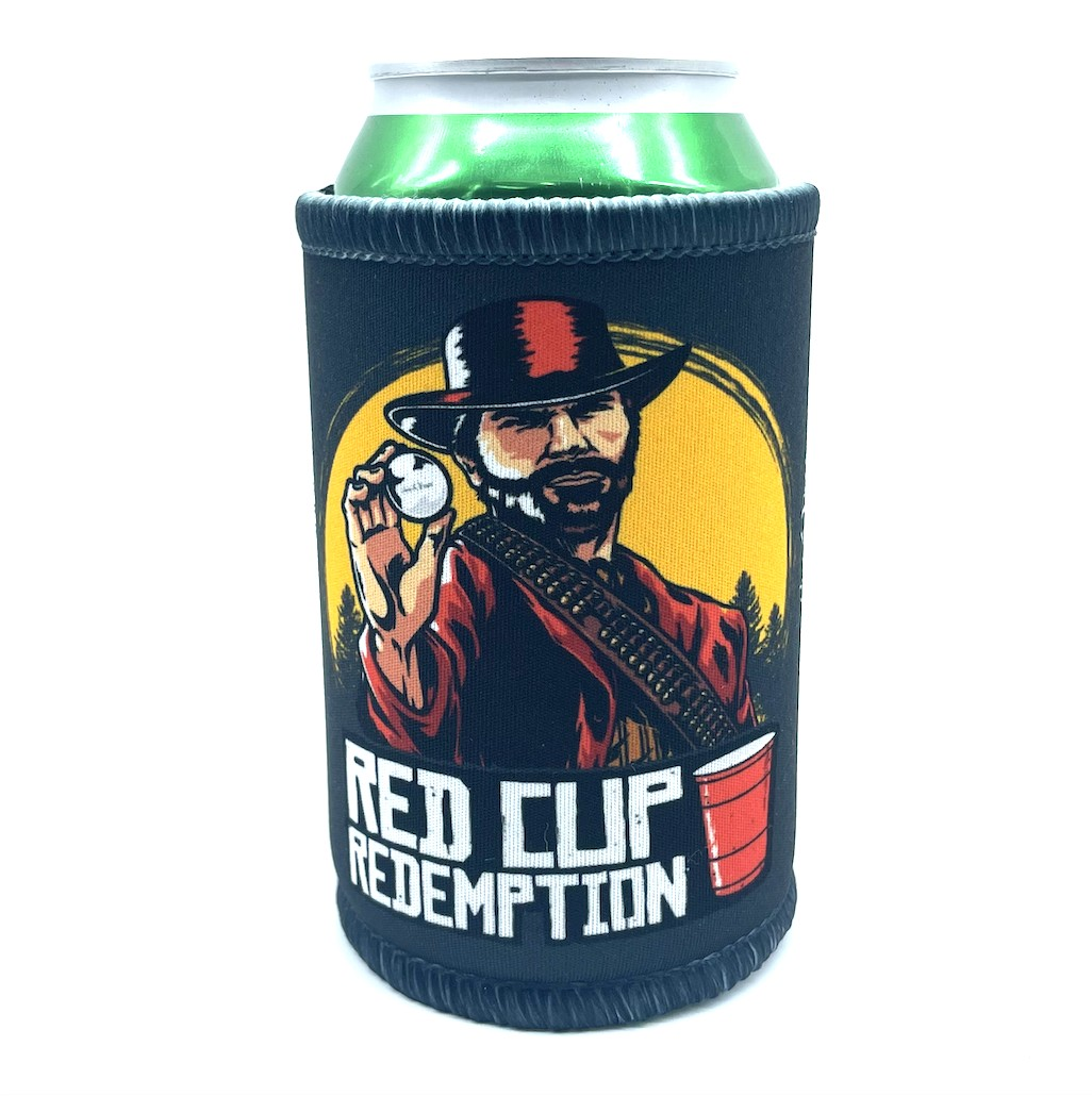 RED CUP REDEMPTION STUBBY HOLDER