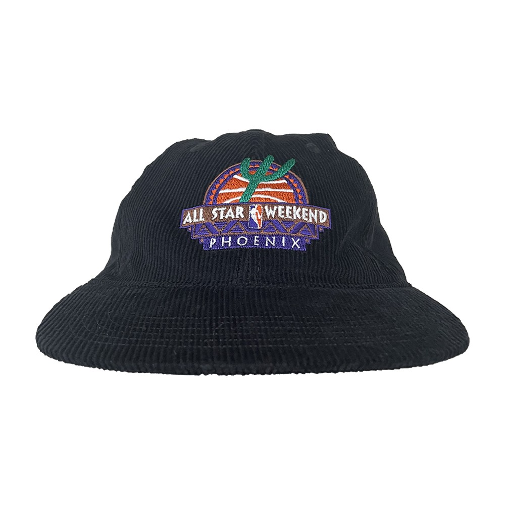 ALL STAR VINTAGE BLACK CORD HAT