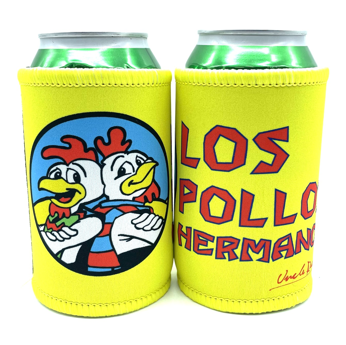 LOS POLLOS STUBBY HOLDER