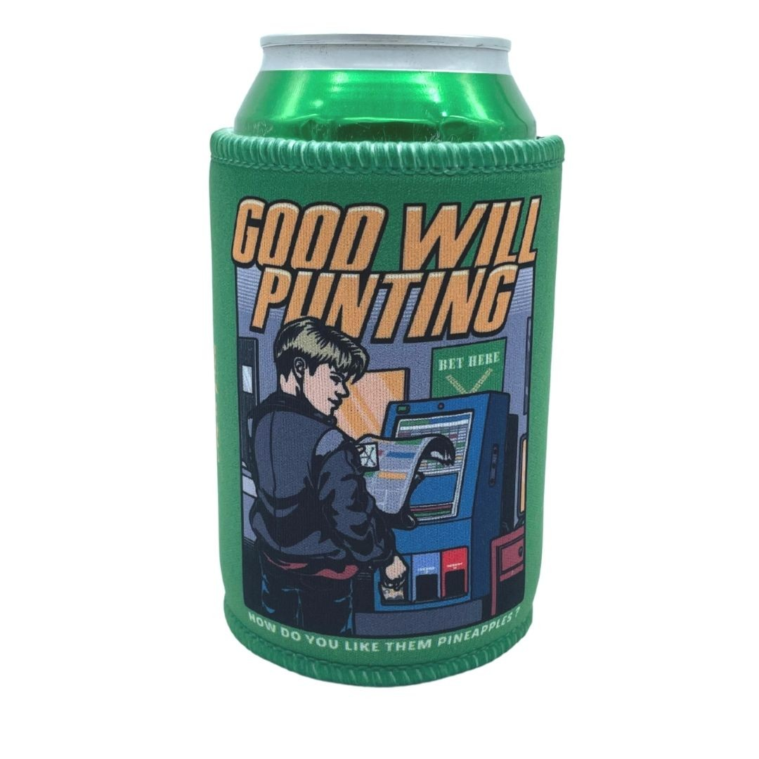 GOOD WILL PUNTING STUBBY HOLDER