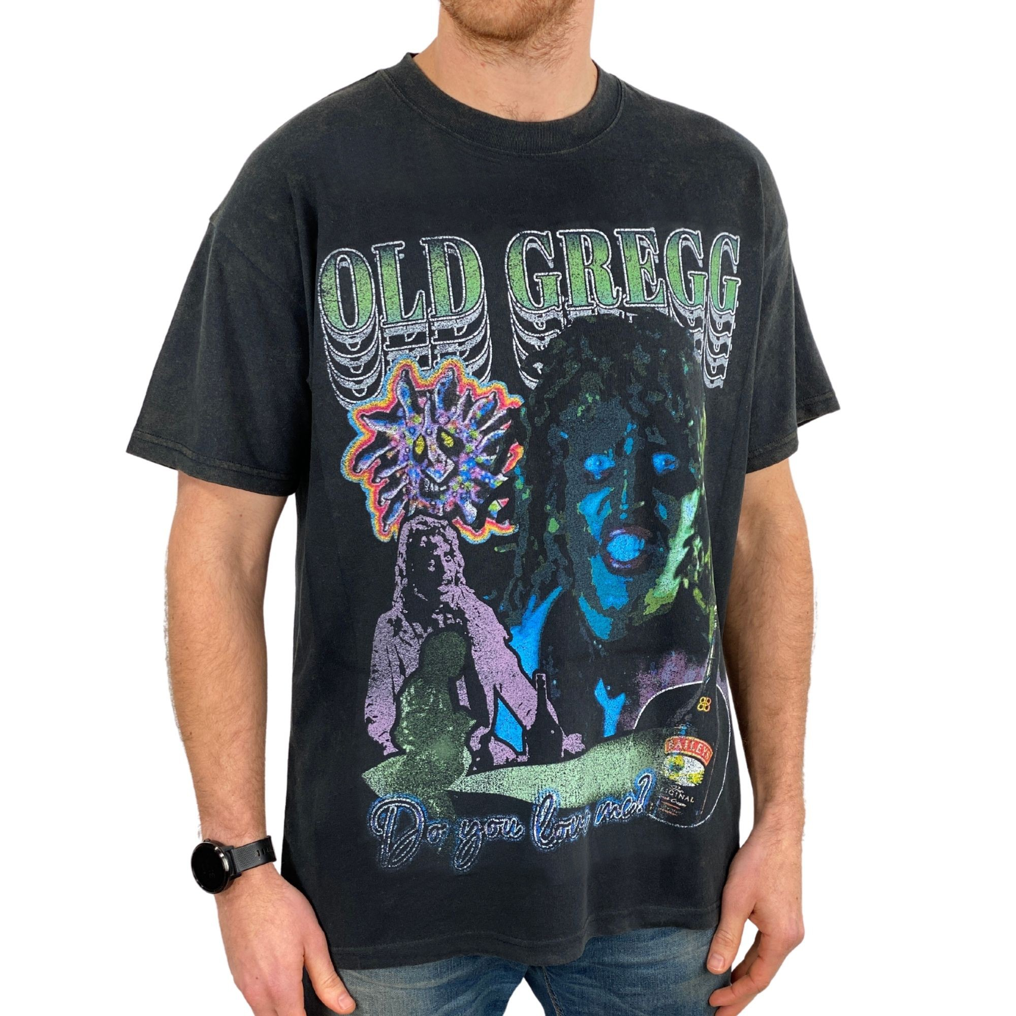 VINTAGE OLD GREGG T-SHIRT