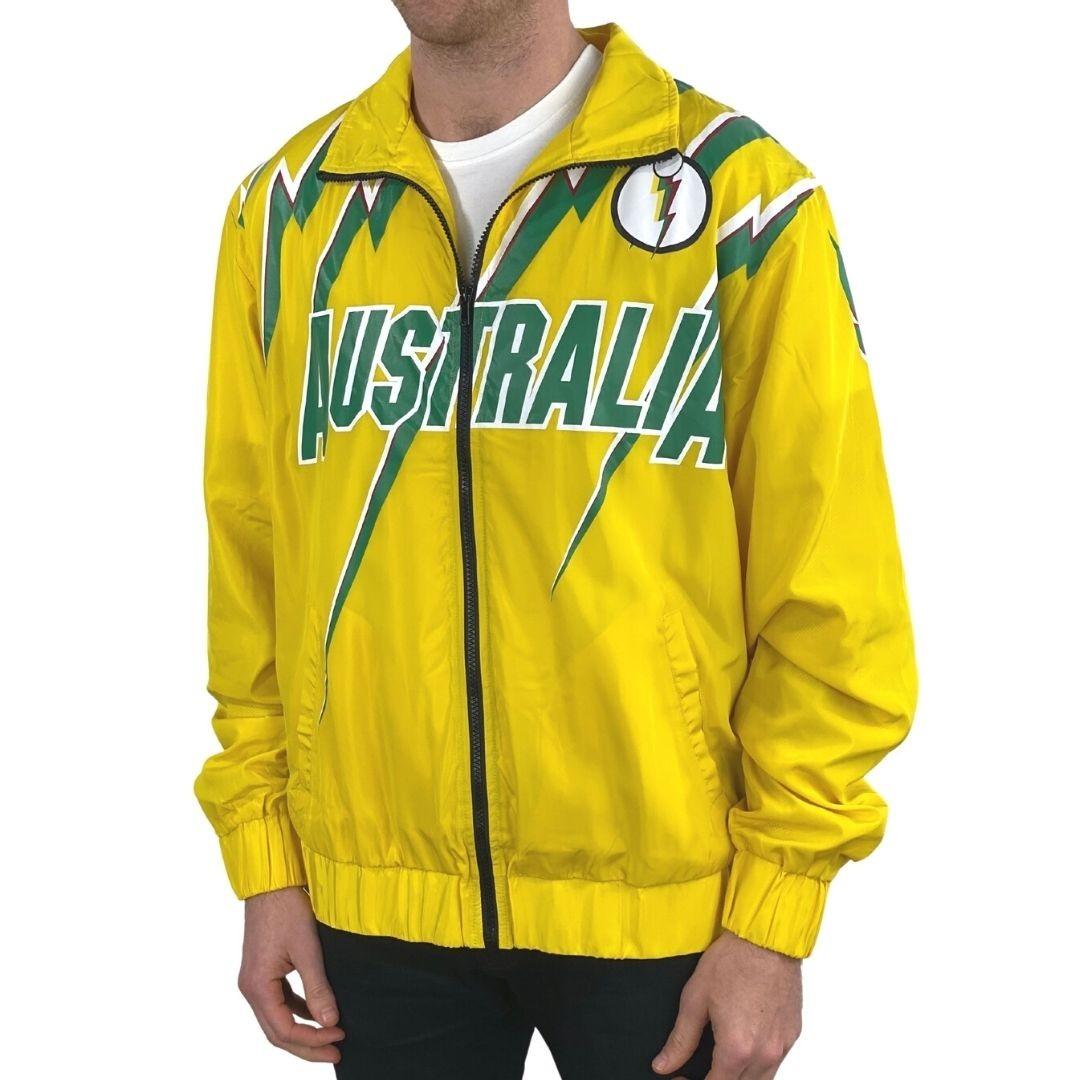 VINTAGE AUSTRALIA TRACKSUIT JACKET