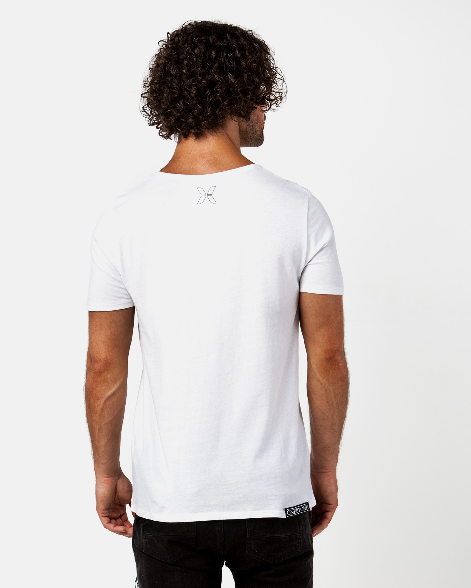 TO THE WOLVES WHITE TEE