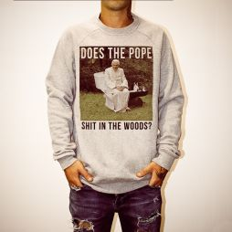 POPE SHIT IN THE WOODS MARBLE CREW