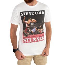STONE COLD WHITE TEE