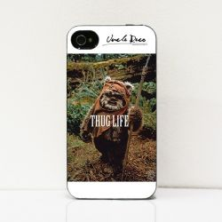 EWOK THUG LIFE PHONE COVER