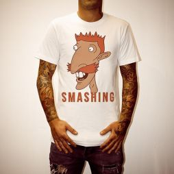 SMASHING! NIGEL WHITE TEE
