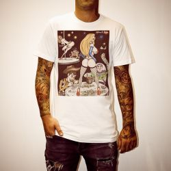 TOY STORY WHITE TEE