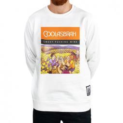 COOLASBRAH WHITE CREW