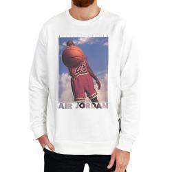 AIR JORDAN WHITE CREW