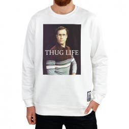 WILL THUG LIFE WHITE CREW