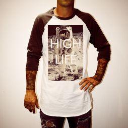 HIGH LIFE RAGLAN