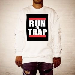 RUN THA TRAP WHITE CREW