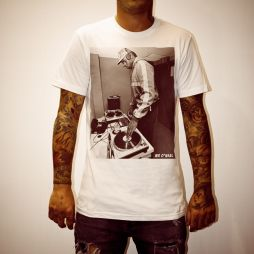 MR O'NEAL WHITE TEE