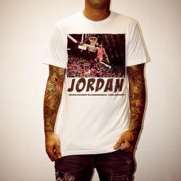 JORDAN WHITE TEE
