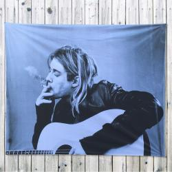 KURT COBAIN WALL HANGING