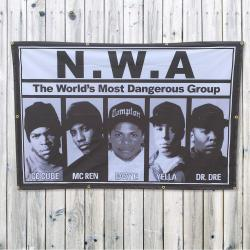NWA WALL HANGING