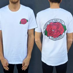 EVERY ROSE FRONT AND BACK TEE