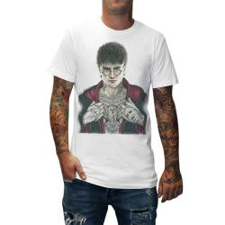 HARRY POTTER WHITE TEE
