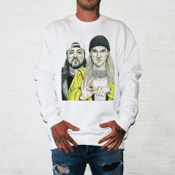 JAY AND SILENT BOB WHITE CREW