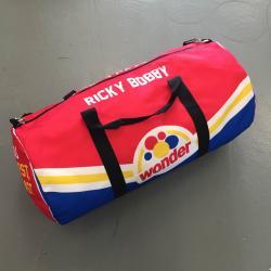RICKY BOBBY DUFFLE BAG