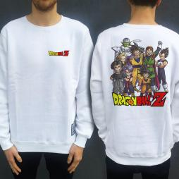 Z FIGHTERS FRONT AND BACK CREW