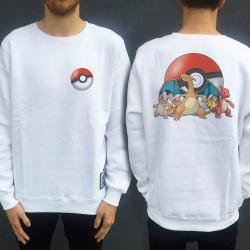 CHARIZARD FRONT AND BACK CREW