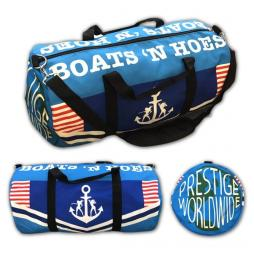 BOATS N HOES DUFFLE BAG