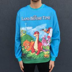 FULL PRINT LAND BEFORE TIME CREW