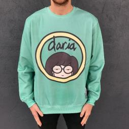 FULL PRINT DARIA LIGHTWEIGHT SWEATER