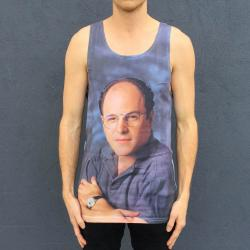 FULL PRINT COSTANZA SF SINGLET