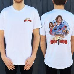 HOT ROD FRONT AND BACK TEE
