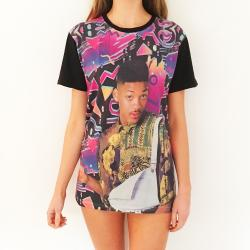 FULL PRINT BEL AIR XS TEE