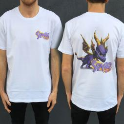 SPYRO FRONT AND BACK TEE