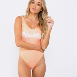 PEACHY SWIMSUIT