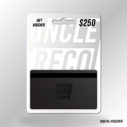 online store gift voucher $250