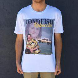 TV LEGEND VINTAGE WHITE TEE