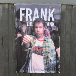 FRANK THE TANK WALL HANGING 825 X 1250MM