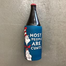 MOST PEOPLE LONGNECK WINE COOLER