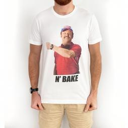 BAKE TN WHITE TEE