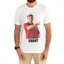 SHAKE TN WHITE TEE
