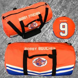 BOBBY BOUCHER WATERBOY DUFFLE BAG