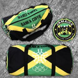 BOBSLED DUFFLE BAG
