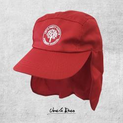 LETS PARTY LEGIONNAIRES HAT ORIGINAL RED